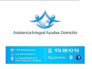 Asistencia Integral Ayuda a Domicilio (AIAD)