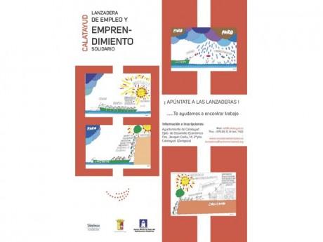 Plazas disponibles en el nuevo programa de inserción laboral en Calatayud