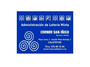 Corner San Iñigo